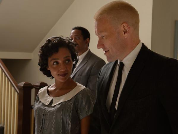 Ruth Negga and Joel Edgerton star in <em>Loving.</em>