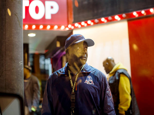 """""""The Block is like living,"""" outreach worker Nathan Fields says. """"These relationships, you've got to keep them flourishing."""""""