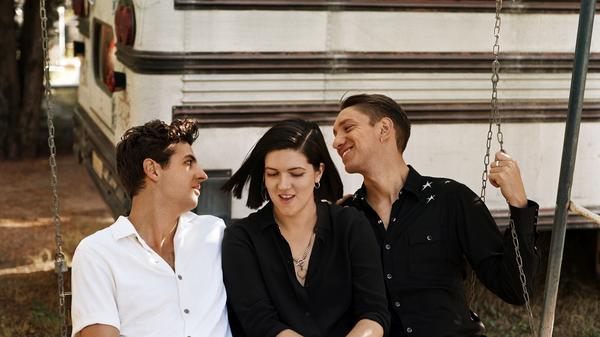"""The xx producer Jamie Smith (left) met bandmates Romy Madley Croft and Oliver Sim when all three were 11 years old. """"I was quite happy just to stay us,"""" Smith says. """"I think just keeping your closest friends around is the best."""""""
