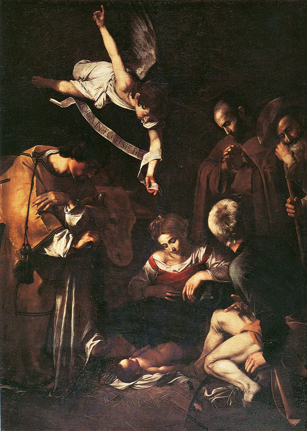 Caravaggio's 1609 painting, <em>Nativity with St. Francis and St. Lawrence</em>, was stolen from a church in Sicily in 1969 and remains missing. The art sleuths are convinced they'll find it.