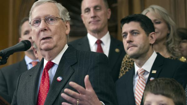 Senate Majority Leader Mitch McConnell and House Speaker Paul Ryan are ready to repeal Obamacare, and fast.