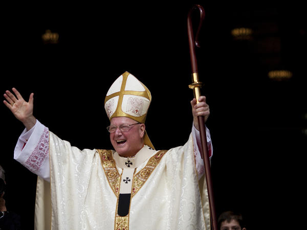 Cardinal Timothy Dolan, the archbishop of New York, will be one of six faith leaders to pray at Donald Trump's inauguration.