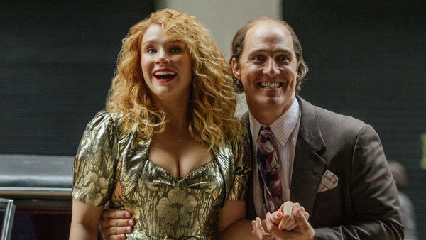 Bryce Dallas Howard and Matthew McConaughey — yes, really — star in <em>Gold</em>.