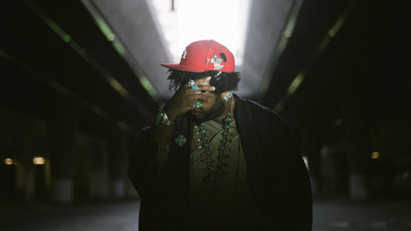 Thundercat's new album, <em>Drunk</em>, comes out Feb. 24.