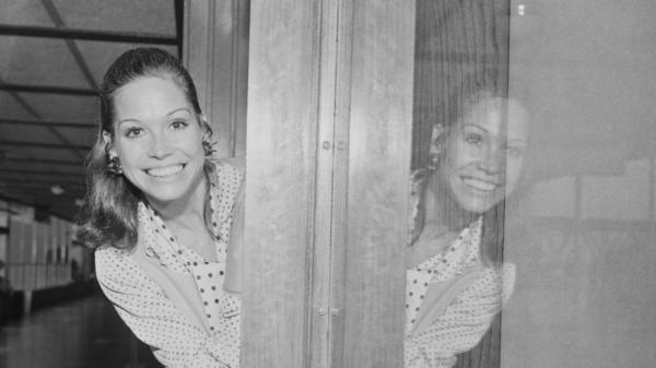 """Mary Tyler Moore in 1969, one year before the debut of """"The Mary Tyler Moore Show."""""""