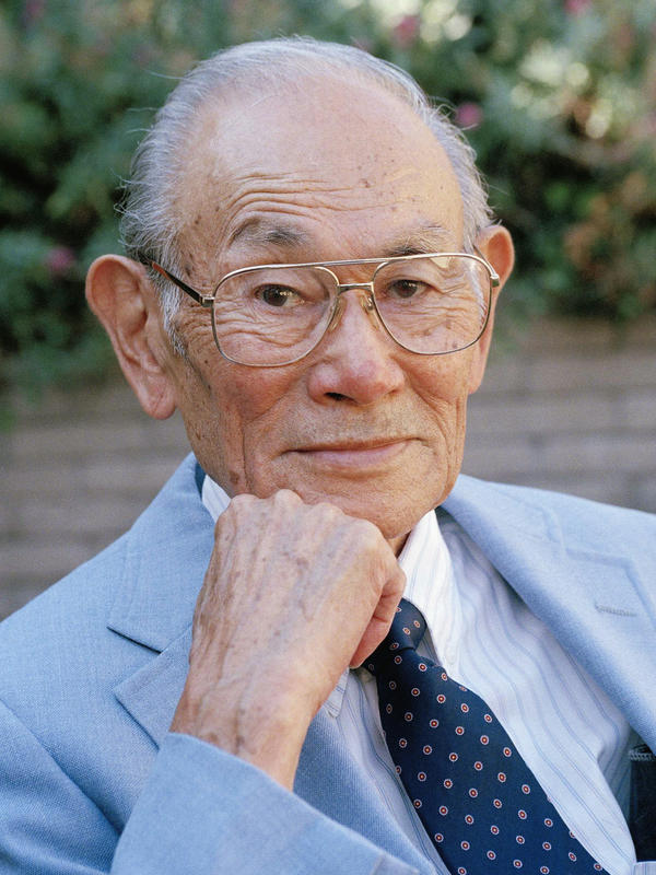 Fred Korematsu, whose fight against internment led all the way to the Supreme Court — and who later warned of acting against groups due to their race or religion — is being honored by several states today. He died in 2005.