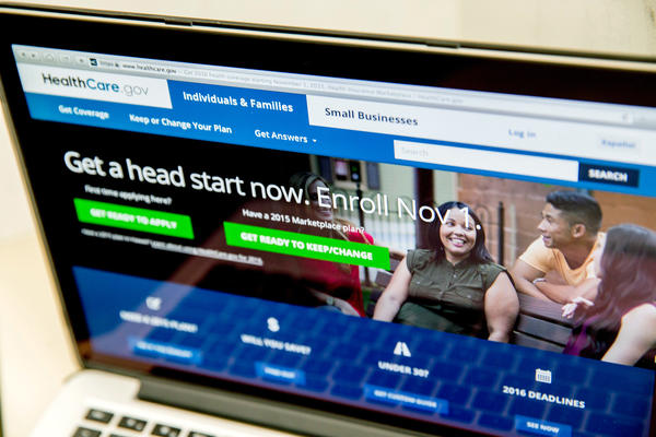 HealthCare.gov's open enrollment for 2017 started Nov. 1 and ends on Tuesday.