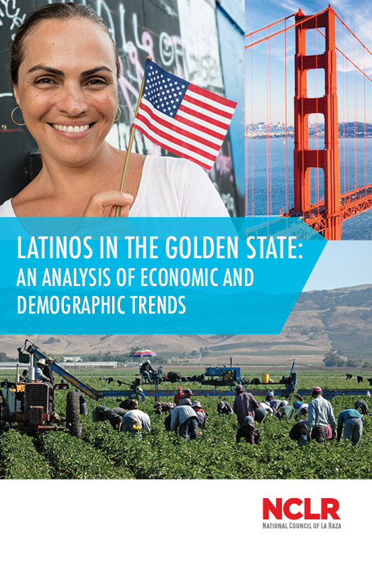 A new report by the National Council of La Raza shows progress and challenges for California Latinos