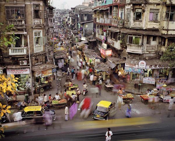Mumbai, India (2007)