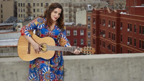 Ani Cordero's new album, <em>Querido Mundo</em>, comes out February 24.