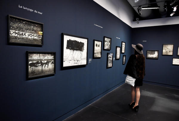 A recent exhibition highlighted the works of the Hungarian-born French photographer Brassaï.
