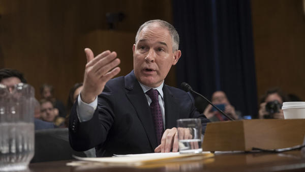 Scott Pruitt has been confirmed by the Senate to lead the Environmental Protection Agency.