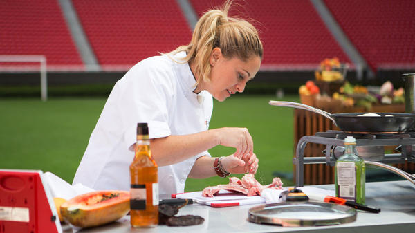 Brooke Williamson is one of the very agreeable final three in this season's <em>Top Chef</em>.
