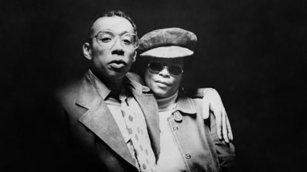 Trumpeter Lee Morgan and wife Helen in 1970. The couple's tragic story is the subject of the documentary <em>I Called Him Morgan</em>, directed by Kasper Collin.