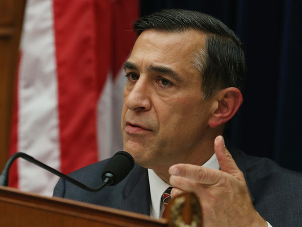 Rep. Darrell Issa, R-Calif., says he's got the votes to pass his narrow H-1B bill in the House and hopes for support in the Senate.