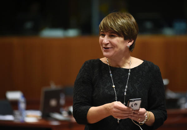 "Lilianne Ploumen is a government minister in the Netherlands. ""I was in a position to do something,"" she says of her decision to start the ""She Decides"" initiative."