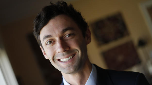 Democrat Jon Ossoff is running in a Georgia special election to succeed now-Health and Human Services Secretary Tom Price.