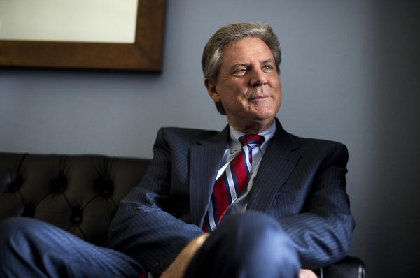 """Rep. Frank Pallone still hasn't been given a chance to see the Republicans' bill that would replace the ACA. """"I think they're afraid,"""" the Democrat from New Jersey said of his Republican colleagues. """"I think they're afraid that it will show that it really doesn't cover most of the people that receive coverage under the Affordable Care Act."""""""