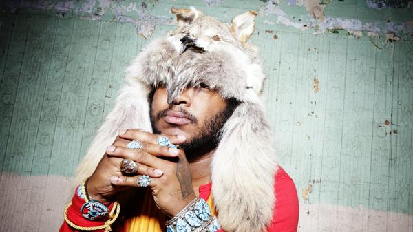 Thundercat's new album, <em>Drunk</em>, is out now.