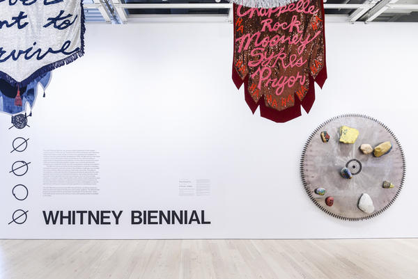 The 2017 Whitney Biennial is running in New York from March 17 to June 11.