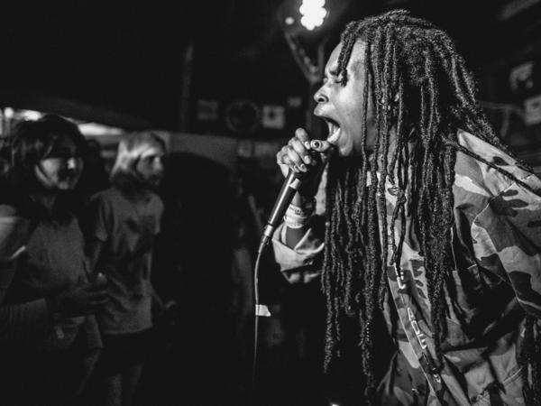 Moor Mother performed a searing set on Thursday at SXSW.