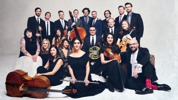 The new album by The Knights includes the debut recording of <em>Azul</em>, the cello concerto written for Yo-Yo Ma by Osvaldo Golijov.