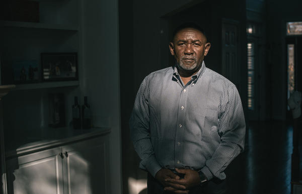 Rodney Monroe was chief of the Charlotte-Mecklenburg police in 2013 when one of his officers shot and killed an unarmed black man. He was part of the decision to prosecute the officer who fired the shots.