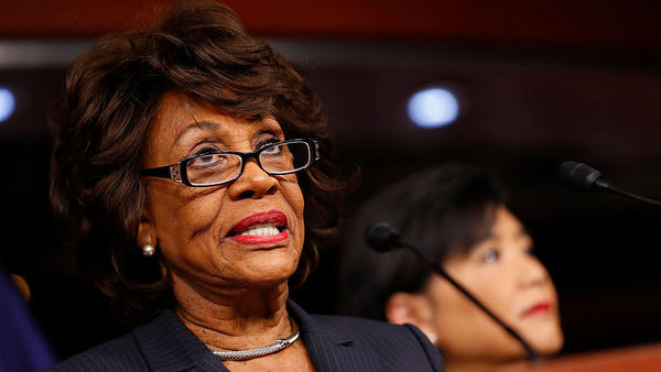 "Rep. Maxine Waters, D-Calif., tweeted that she ""cannot be intimidated"" after Fox News host Bill O'Reilly made dismissive comments about her on TV on Tuesday."