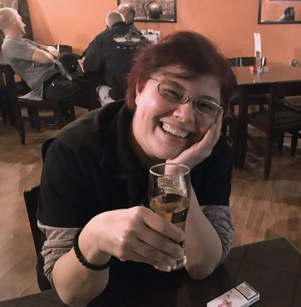 """Jasmina Numic, a cousin of Luka Maksimovic, whose satirical alter ego, Ljubisa """"Beli"""" Preletacevic, is running for president. """"Luka has always been a creative guy with creative ideas to get people involved in civic life,"""" she says. """"He wants to use Beli get Serbs to wake up and hold their politicians accountable."""""""
