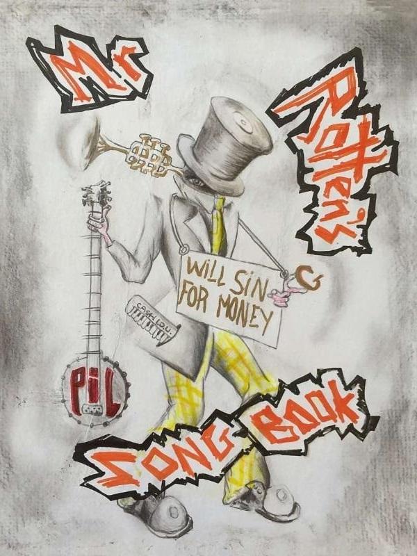 <em>Mr. Rotten's Songbook.</em>