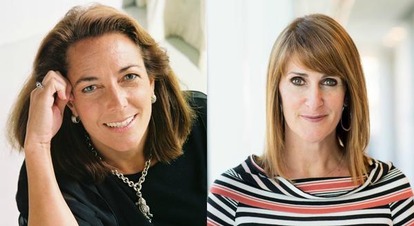 Left: Gina Garrubbo Right: Meg Goldthwaite