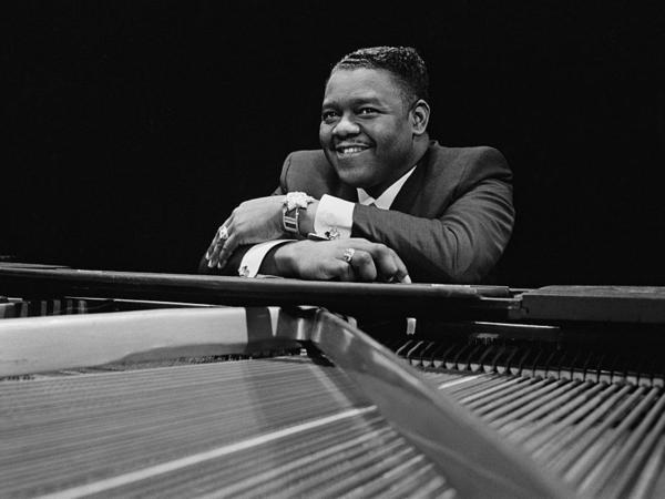 A 1967 portrait of Fats Domino. The singer and pianist died Oct. 24 at age 89.