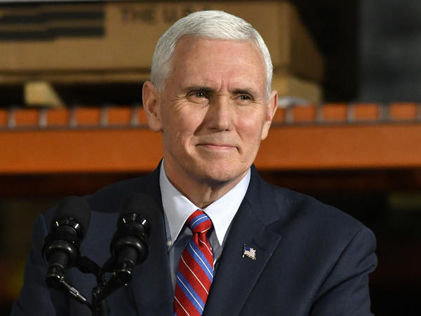 Vice President Pence is leading talks with House Republicans for the Trump administration to try to revive the failed health care bill.