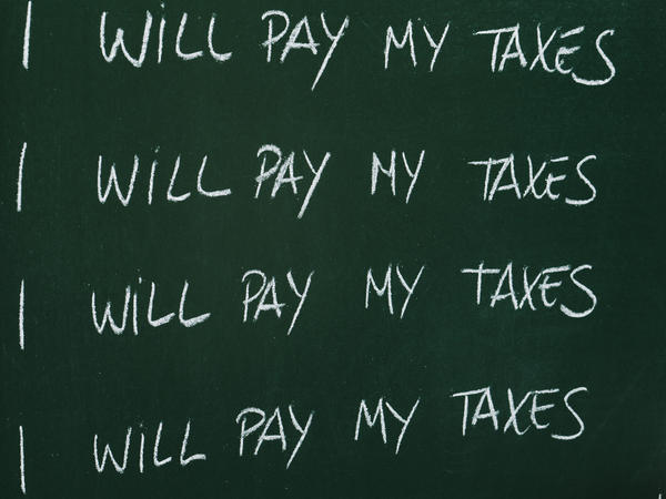 There are tax collectors all over the globe are finding ways to get people to pay.