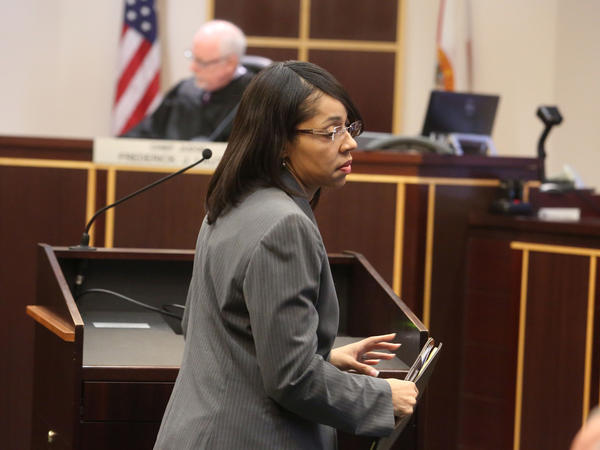"""Aramis Ayala, state attorney for Orange and Osceola counties, is suing Florida Gov. Rick Scott for removing her from 23 pending homicide cases. She alleges this move is unconstitutional, having """"deprived voters in the Ninth Judicial Circuit of their chosen State Attorney."""""""