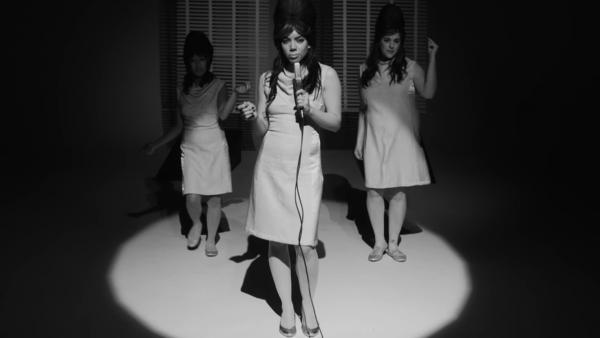 """""""Ronnie Spector's flawless performance of 'Be My Baby' influenced me since I first heard my family sing along on long road trips from NYC to Florida,"""" Alynda Segarra says. """"The song is perfect."""""""