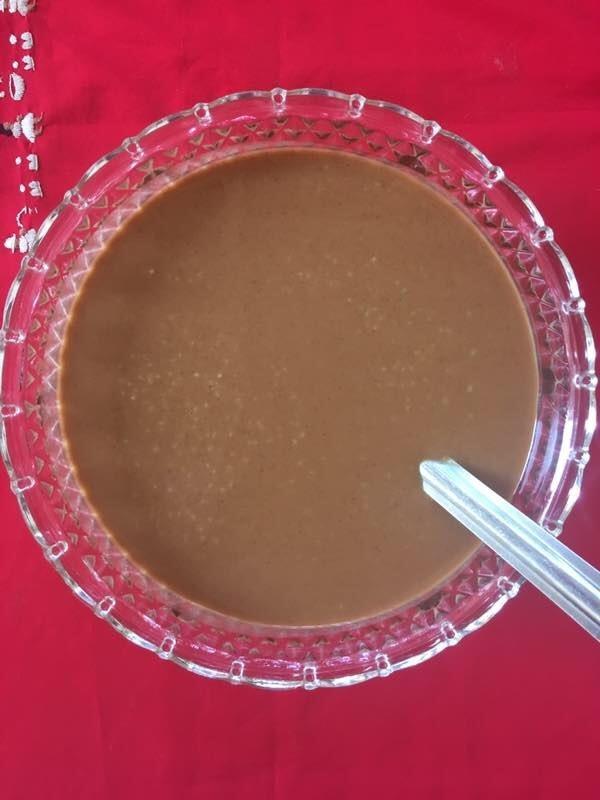 Senegal's traditional Easter <em>ngalakh </em>porridge<em>.</em>