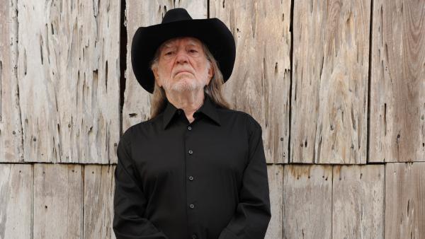 Willie Nelson's new album, <em>God's Problem Child</em>, comes out April 28.