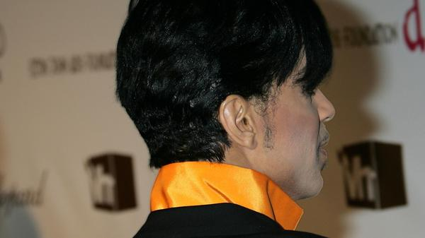 Prince on March 5, 2006 in West Hollywood, California.