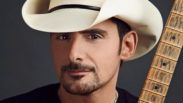 Brad Paisley's new album is called <em>Love And War</em>.