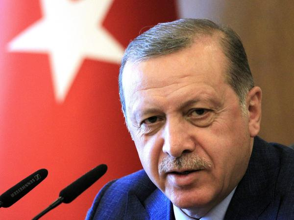 Turkish President Recep Tayyip Erdogan. President Trump called to congratulate him recently on his win in a referendum that helped give more power to the Turkish presidency.