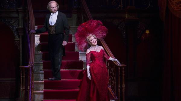 David Hyde Pierce and Bette Midler are both nominated for Tony Awards for their roles in the current Broadway revival of <em>Hello, Dolly!</em>