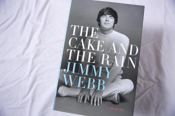 """The Cake and the Rain,"" by Jimmy Webb. (Robin Lubbock/WBUR)"