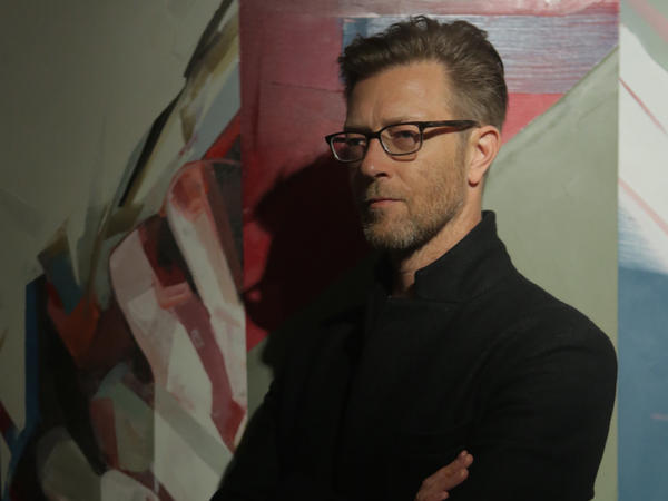 Artist Simon Birch sunk everything he had into making the 14th Factory.