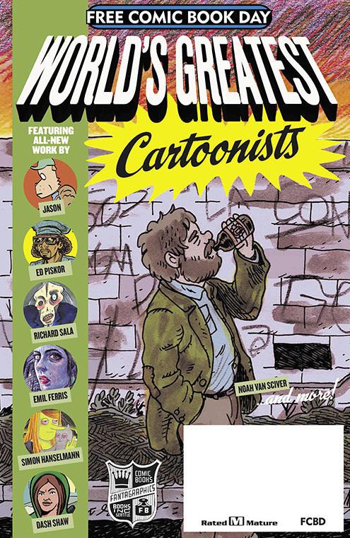 <em>World's Greatest Cartoonists</em>