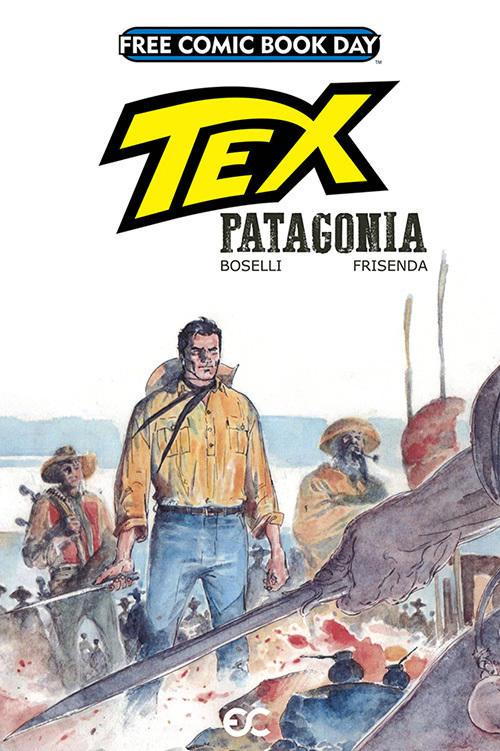<em>Tex: Patagonia</em>