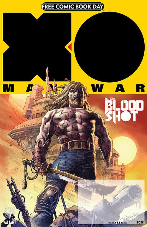 <em>X-O Manowar/Bloodshot: Salvation</em>