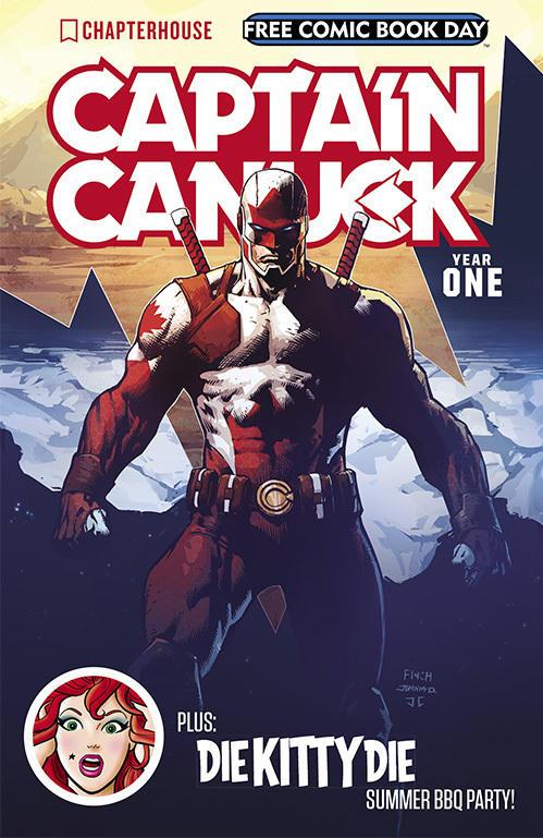 <em>Captain Canuck/Die Kitty Die</em>