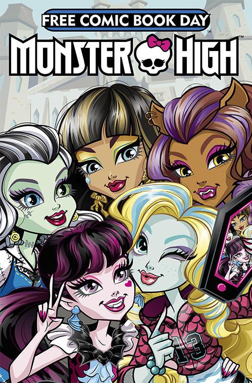 <em>Monster High</em>