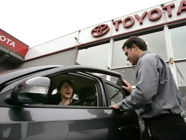 Don't buy a car on the same day you test drive. The smell of a new car can have an intoxicating effect.